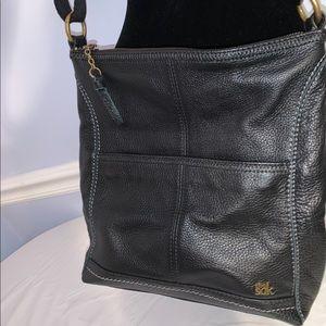 Cute sak by Nordstrom black leather purse
